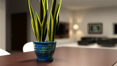 course illustration for 3ds Max: Cinematography for Visualization