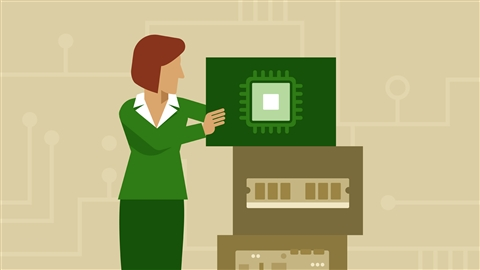 course illustration for CompTIA A+ Cert Prep (220-901 and 220-902): The Basics