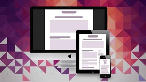 course illustration for Diseño web responsive con CSS