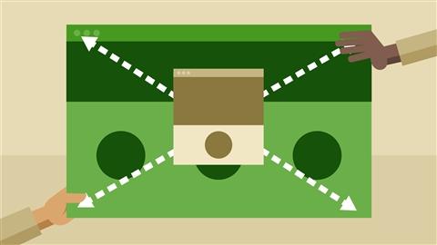 course illustration for CSS: Diseño web responsive