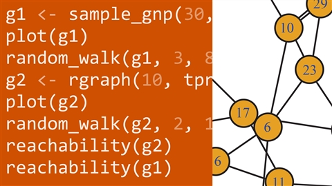 course illustration for Social Network Analysis Using R