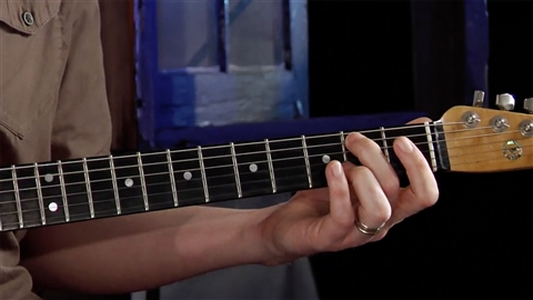 course illustration for Rock Guitar Lessons: Teach Yourself to Play