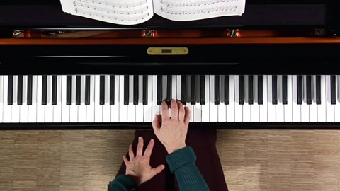 course illustration for Piano Lessons: Teach Yourself to Play