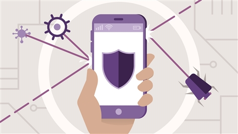 course illustration for Ethical Hacking: Mobile Devices and Platforms
