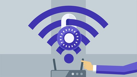 course illustration for Ethical Hacking: Wireless Networks