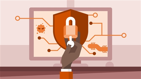 course illustration for Ethical Hacking: Viruses and Worms