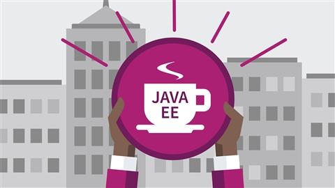 course illustration for Learning Java Enterprise Edition