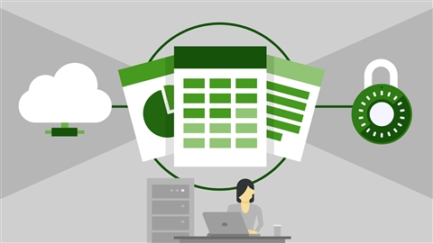 course illustration for Office 365: Implement Networking and Security