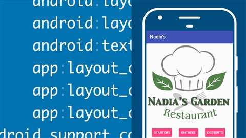 course illustration for Android Development Essential Training: Manage Navigation and Events with Java