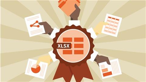 دانلود رایگان فیلم های آموزشی lynda | Cert Prep: Excel 2016 Microsoft Office Expert (77-728)