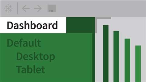 course illustration for Creating Interactive Dashboards in Tableau 10