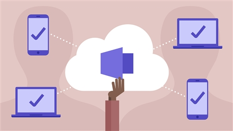 course illustration for Office 365: Manage Clients and End-User Devices