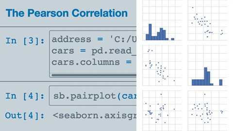 course illustration for Python for Data Science Essential Training