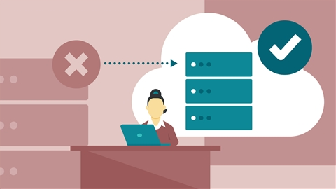 course illustration for Amazon Web Services: High Availability