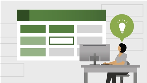 course illustration for Excel Quick Tips