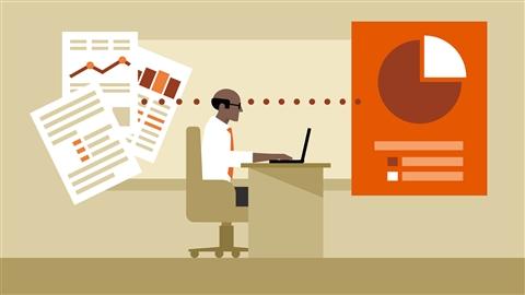 course illustration for Marketing Analytics: Presenting Digital Marketing Data