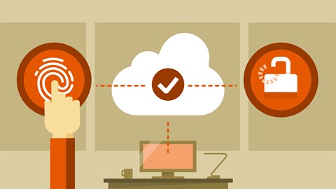 course illustration for Learning Cloud Computing: Cloud Security