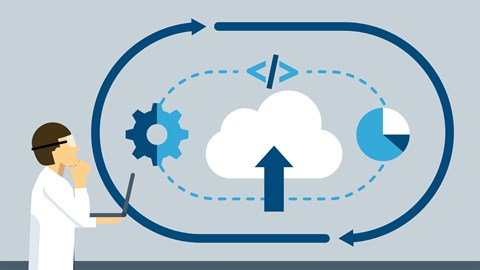 course illustration for Learning Cloud Computing: The Cloud and DevOps (2016)