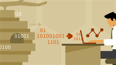course illustration for Analyzing Big Data with Hive