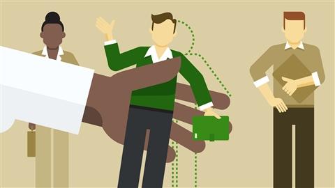 course illustration for Talent Management