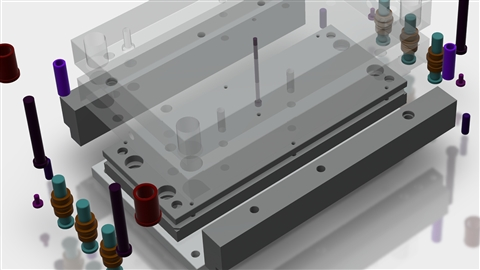 course illustration for SOLIDWORKS: Advanced Tools