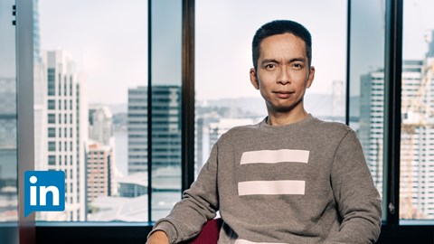 course illustration for John Maeda on Design, Business, and Inclusion