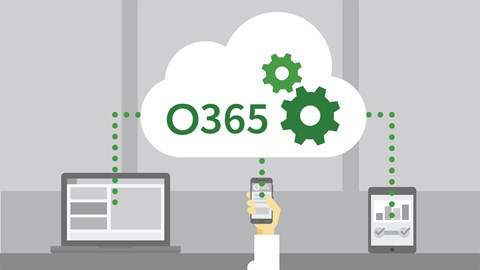 course illustration for Office 365: Manage Cloud Identities