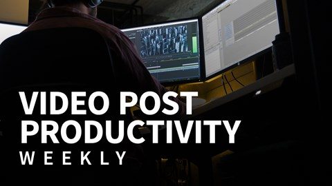 Video online courses classes training tutorials on lynda video post productivity weekly stopboris Image collections