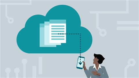 course illustration for Microsoft Cloud Services: Administering Office 365 and Intune (2017)