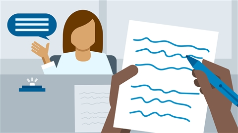 course illustration for UX Research Methods: Interviewing
