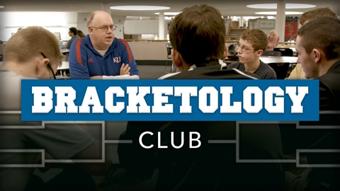 course illustration for Bracketology Club: Using March Madness to Learn Data Science