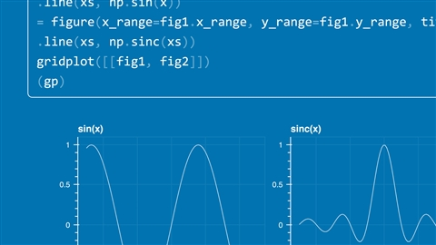 course illustration for Data Science Foundations: Python Scientific Stack