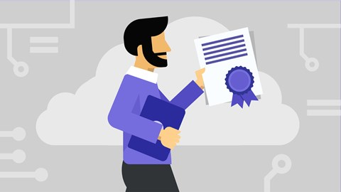course illustration for Cloud Computing Career Paths and Certifications: First Steps