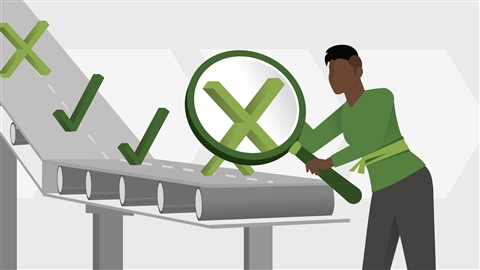 course illustration for Six Sigma: Green Belt