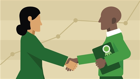 course illustration for Negotiating Your Leadership Success