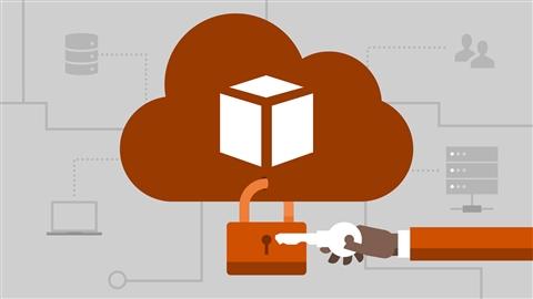 course illustration for Amazon Web Services: Enterprise Security