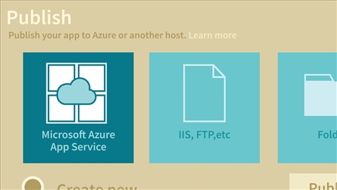 course illustration for Microsoft Azure: Design and Implement App Service Apps