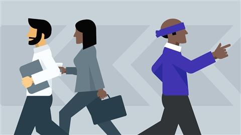 course illustration for Leadership Blind Spots