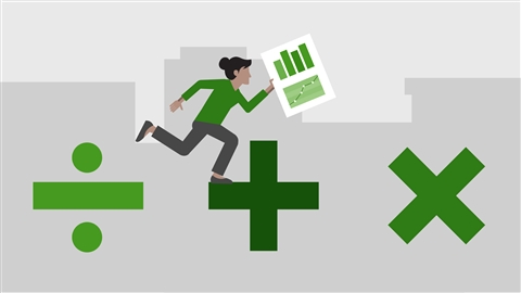 course illustration for Business Math