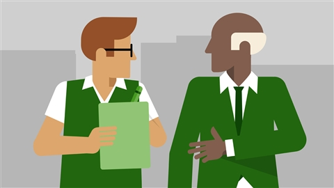 course illustration for Informational Interviewing