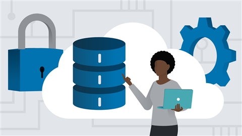 course illustration for Amazon Web Services Essential Training