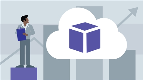 course illustration for Amazon Web Services: Monitoring and Metrics
