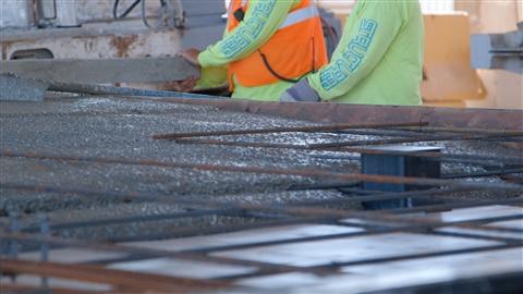 course illustration for Construction Management: Concrete Construction