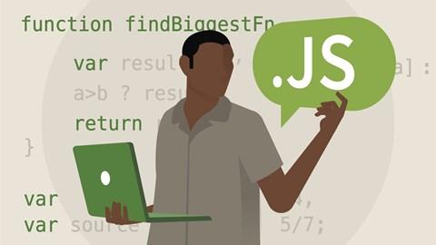 course illustration for JavaScript Essential Training
