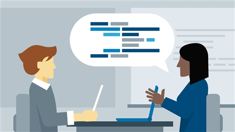 course illustration for Get Ready for Your Coding Interview