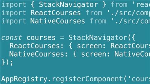 React Native - Online Courses, Classes, Training, Tutorials