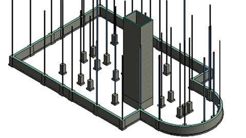 course illustration for Revit 2018: Essential Training for Structure