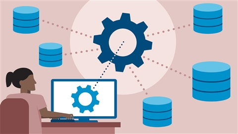 course illustration for Architecting Big Data Applications: Batch Mode Application Engineering