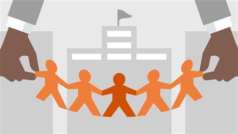 course illustration for Enterprise Agile: Growing Scrum