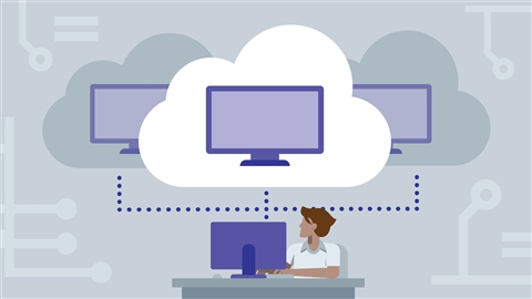 course illustration for Windows Server 2016: Configure Hyper-V